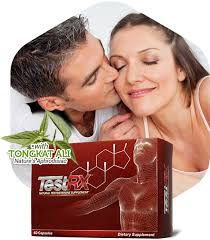 TestRx Best Testosterone Supplement for Strong Libido