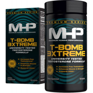 Top Testosterone Supplement MHP T-BOMB