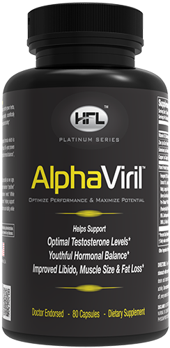 AlphaViril Best Testosterone Supplement for Strong Libido
