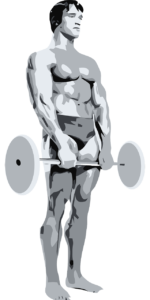 Loss of Lean muscle mass can be a sign of low testosterone